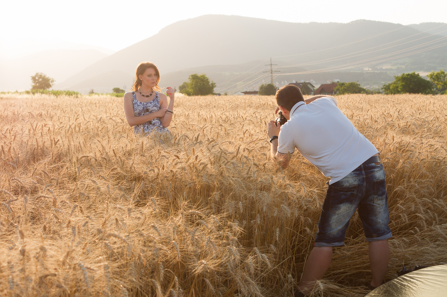 Kornfeld Shooting #2